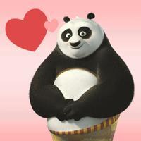 DreamWorks Animation Love Stickers