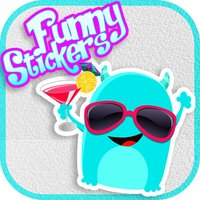 Funny Stickers for iMessages – Fancy Cool Emoji