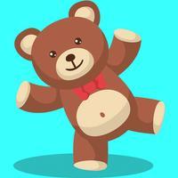 Toy Box Teddy Bear