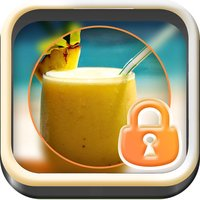 Food and Drink Photo Blur Screen Maker Pro