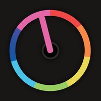 Spinny Wheel : Free Color Game For Kids