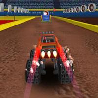 Go Blaze Mud Monster Races