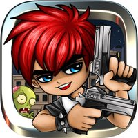 Hero Grand Gangsters Shooter: Metal Soldier kill Zombies in Underworld Empire