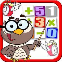 math games - free primary school kids educational interactive game for toddler preschool kindergarten boy and girl