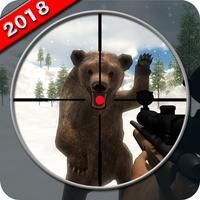 Sniper Hunter Wild Animal 3D