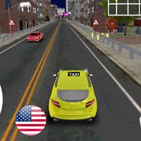 Taxi Driver - New York City 3D