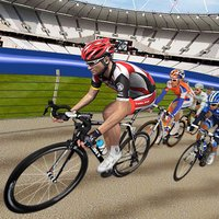 Track Cycling BMX Bicycle Race