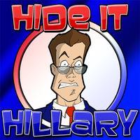 Hide it Hillary!