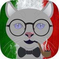 CatsAndVerbs - Italian verbs