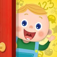 Toddler's Playroom - Magic Doors for Curious Minds