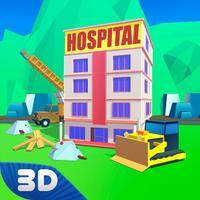 Block City Hospital Craft and Build