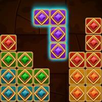 Block Puzzle - Egypt Jewel