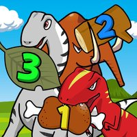 DinoMath Let's study numbers with dinosaurs