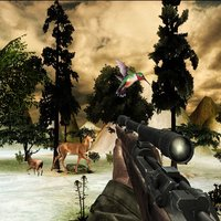 Deer Safari-Sniper Jungle Animals Hunt