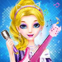 Rock Queen For Taylor Star Makeup Salon