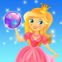 Princess Bubble Wrap Shooter - Free Popping Puzzle