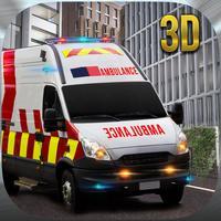 911 Ambulance Rescue Emergency Traffic Driver 2016