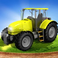 Farm Simulator Sim Real : tractor games