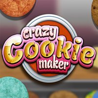 Crazy Cookie Maker: Easy Baking For Kids