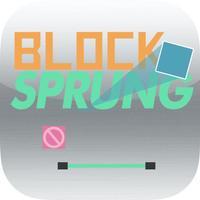 Block Sprung - Achte Auf Rote Blocks