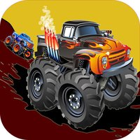 Hill Monster Truck - Car Racing Games