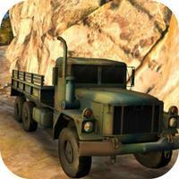Heavy Army Truck Transport