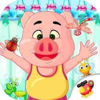 三只小猪之小虫乐园