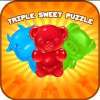 Triple Sweet Puzzle AdFree