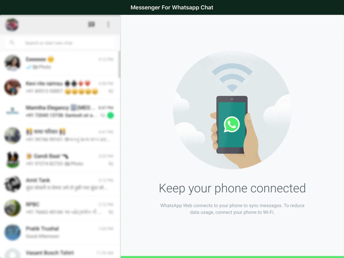 Try These Whatsapp Web App Für Iphone {Mahindra Racing}