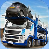 Ultimate Big Truck Car Transport Trailer Simulator