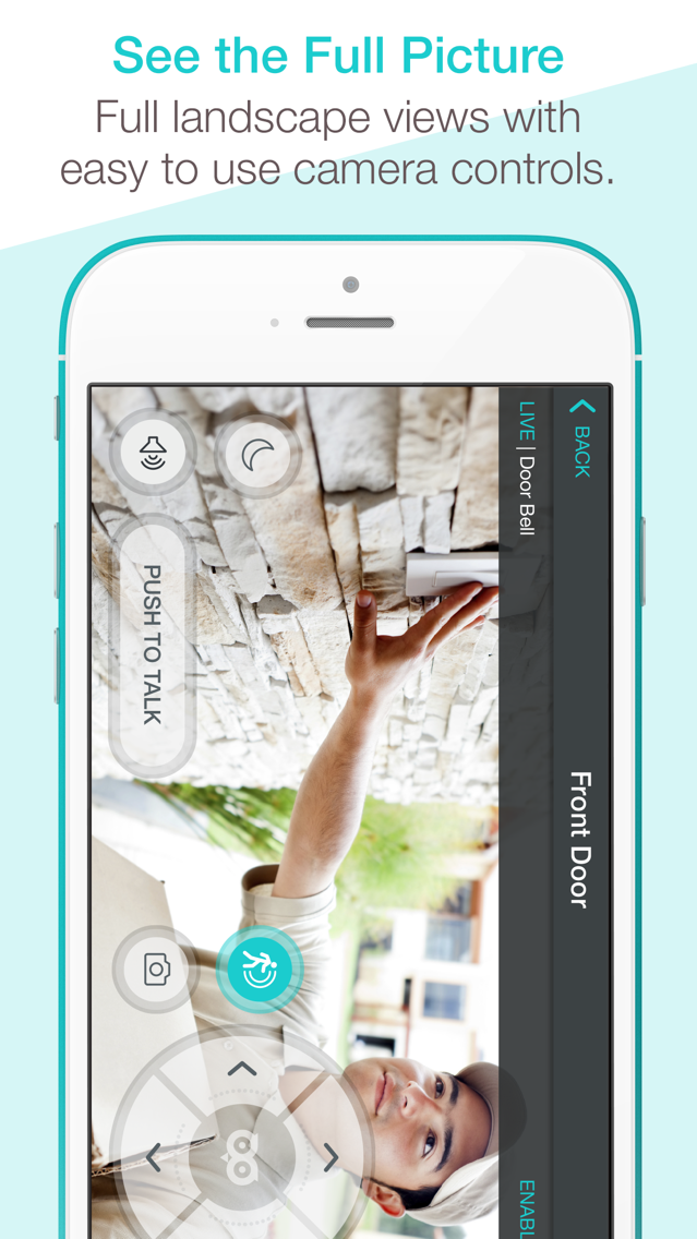 OWLR IP Camera Viewer App for iPhone - Free Download OWLR IP Camera