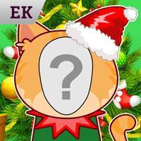 Videomoji Christmas Cats