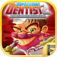 Superhero Dentist Adventure Free 2 - The Drilling Continues