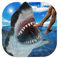 Hungry Attack Jaws: Angry Shark Revenge on Beach