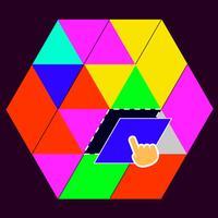 Block 6 - hexa block color 6