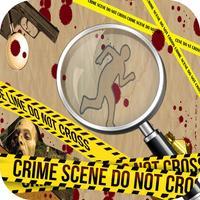 Free Hidden Objects:Mystery Crime Scene Investigation Hidden Object