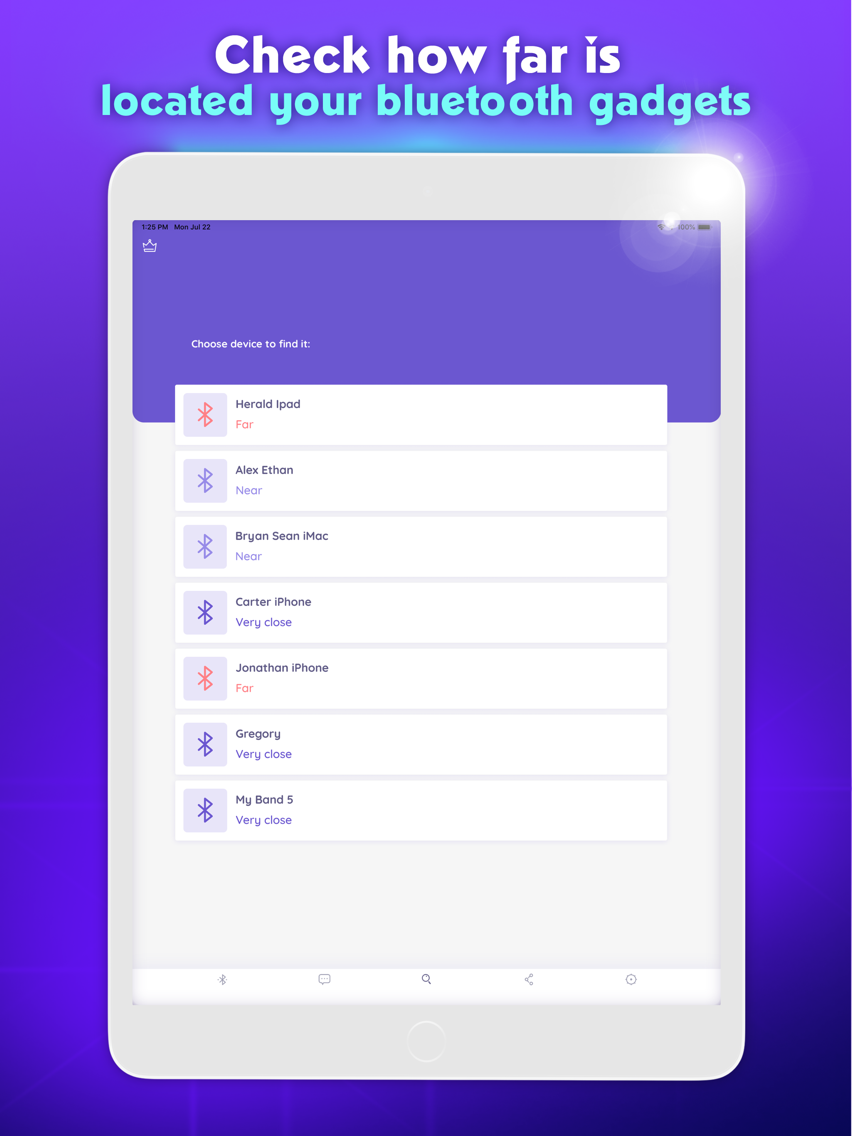 Smart BT Notifier App for iPhone - Free Download Smart BT Notifier