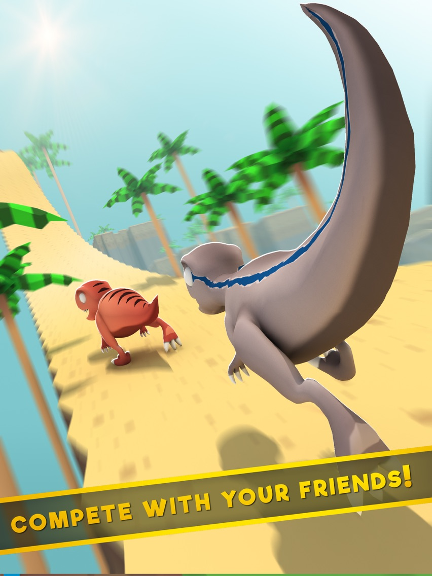 Jurassic Alive: World T-Rex App for iPhone - Free Download ...
