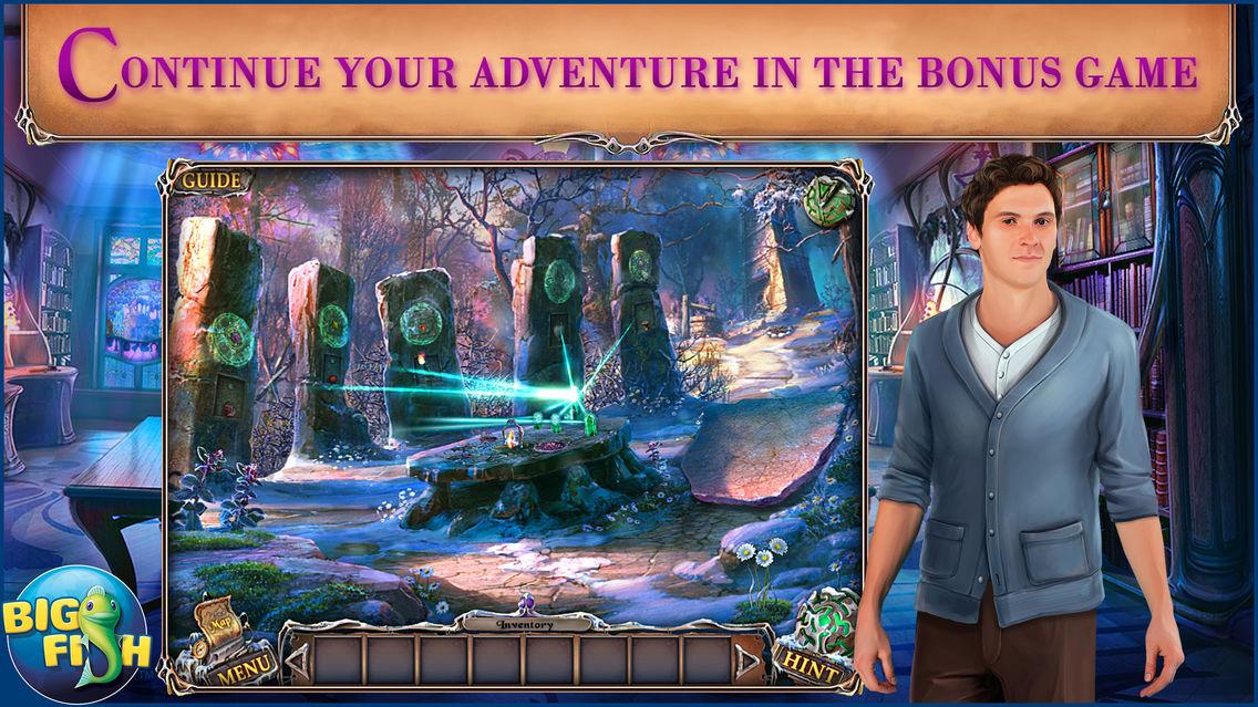 Sable Maze Forbidden Garden A Magical Hidden Object Game App