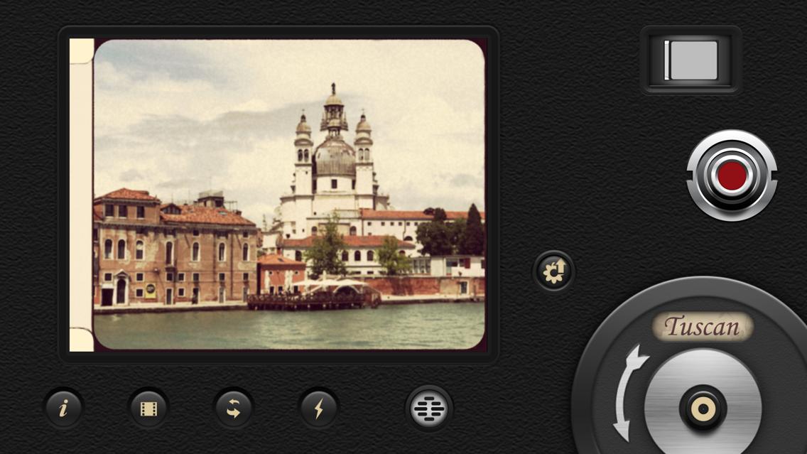 8mm Vintage Camera App for iPhone - Free Download 8mm Vintage Camera