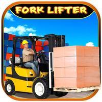 Cargo Forklift Simulator 2016