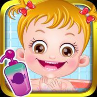 可爱榛果宝贝的泡泡浴缸