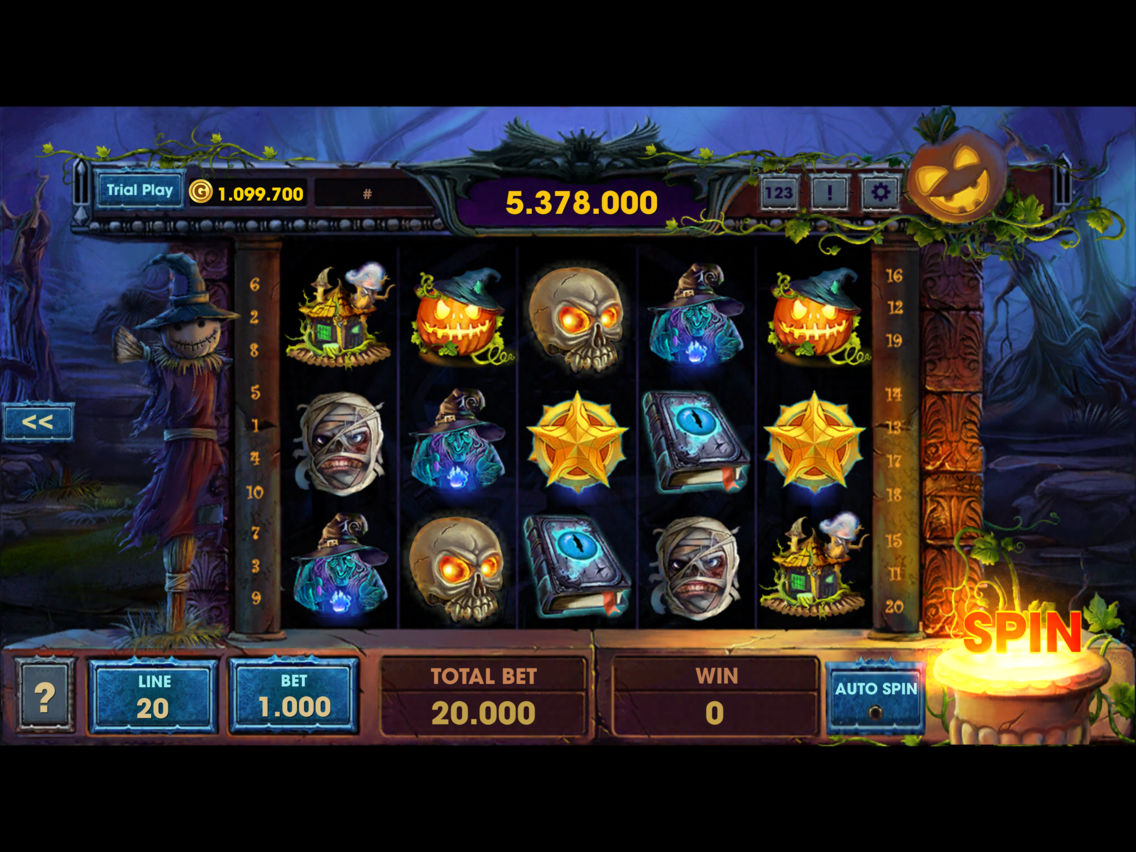Game of the month free spins
