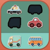 Car And Motorcycle Shadows Games for kids