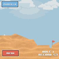 Desert Golf 2D
