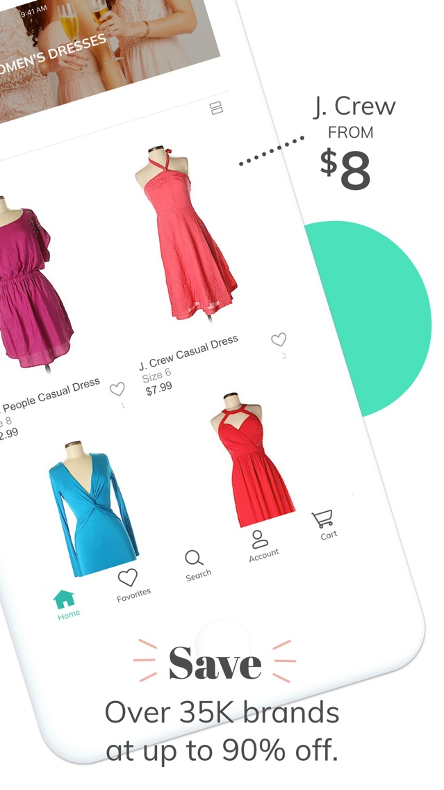 78a6601ff93 thredUP   Buy   Sell Clothing for iPhone - Download thredUP   Buy ...