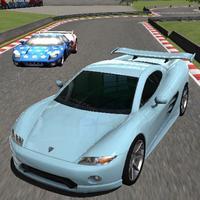 Stadium Highway  Car Speed Racing 3D