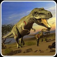 Angry Dinosaur Simulator 2017. Raptor Dinosaur Sim