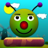 Caterpillar Tap 'n' jump