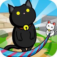 Jump Rope Kitty